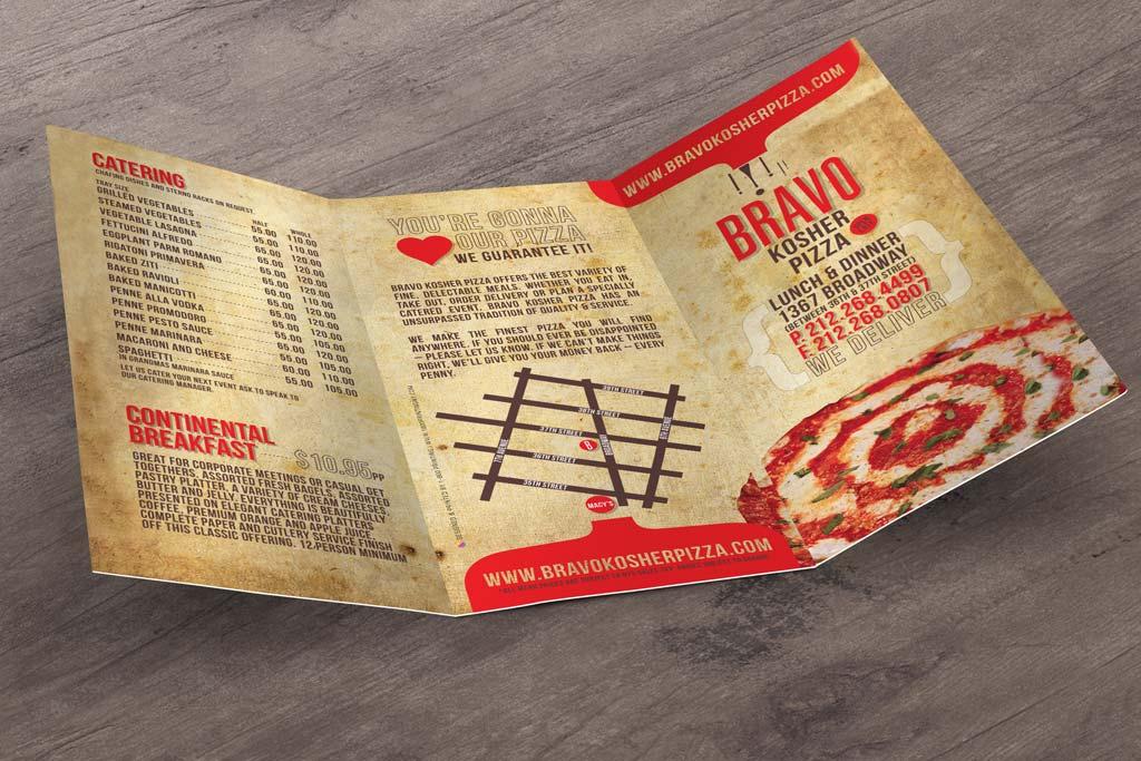 Tri Fold Brochure | Printing New York