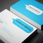 Business Cards Blue | Printing New York