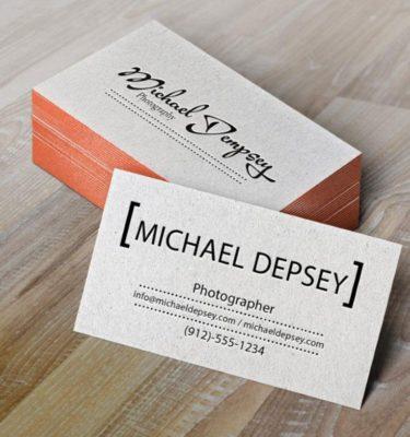 Letterpress Business Cards | Printing New York