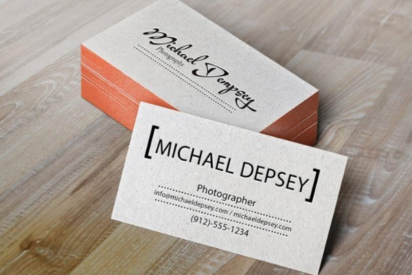 Letterpress Business Cards | Printing New York
