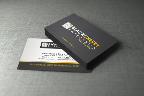 Matt Business Cards | Printing New York
