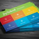 Metro Flat Business Cards | Printing New York
