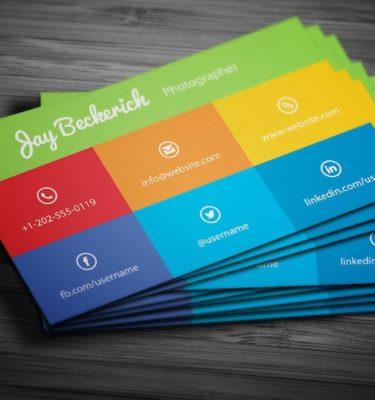 Metro Flat Business Cards | Printing New York