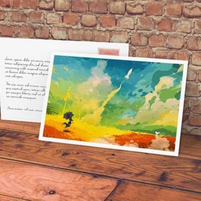 Postcards Printing | Printing New York