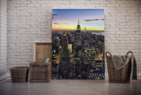 Mounted Canvas | Printing New York