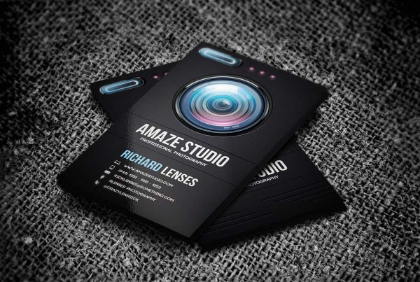 Gloss Laminated Business Cards from $43