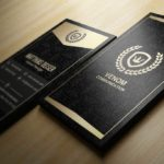 Glossy UV Coated Business Cards