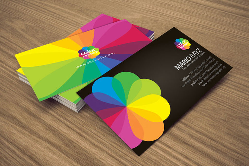 Attractive new york business cards images business card ideas same day business cards printing new york rush printing in nyc reheart Images