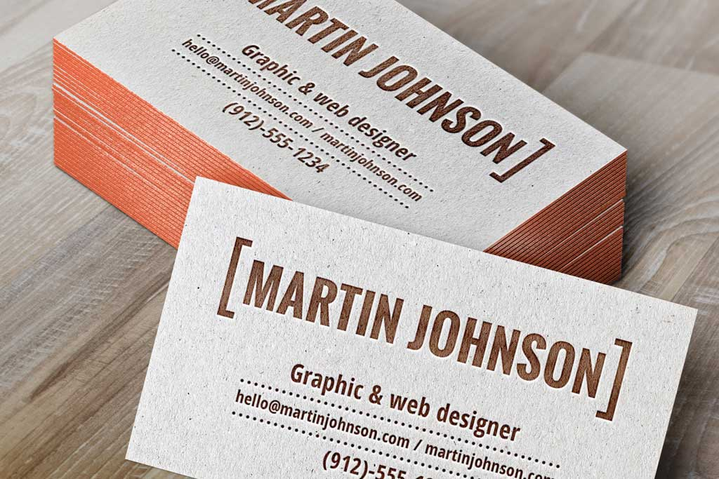 same day business cards printing new york - Same Day Business Cards