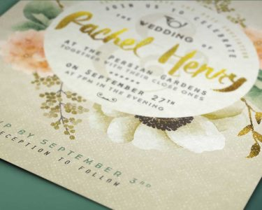 Gold Foil | Printing New York