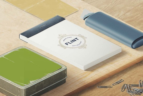 Linen Notepads | Printing New York