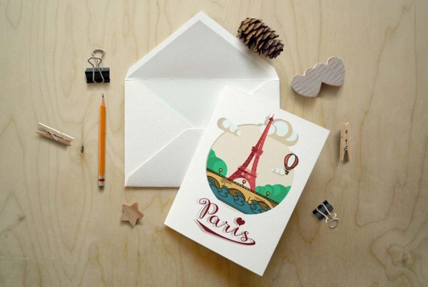 Uncoated Postcards from $31