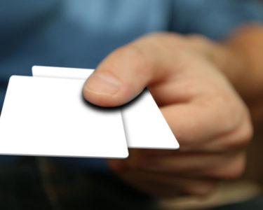White Plastic Cards   Printing New York