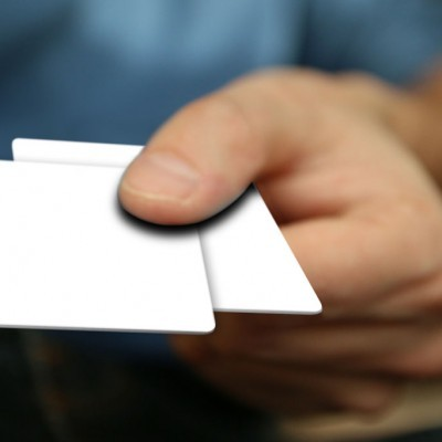White Plastic Cards | Printing New York