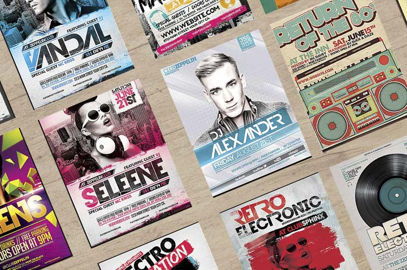 5 Easy Steps to Create A Memorable Flyer Design