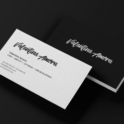 FREE Promo Business Cards