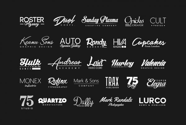 Logo Designs Mockup | Printing New York
