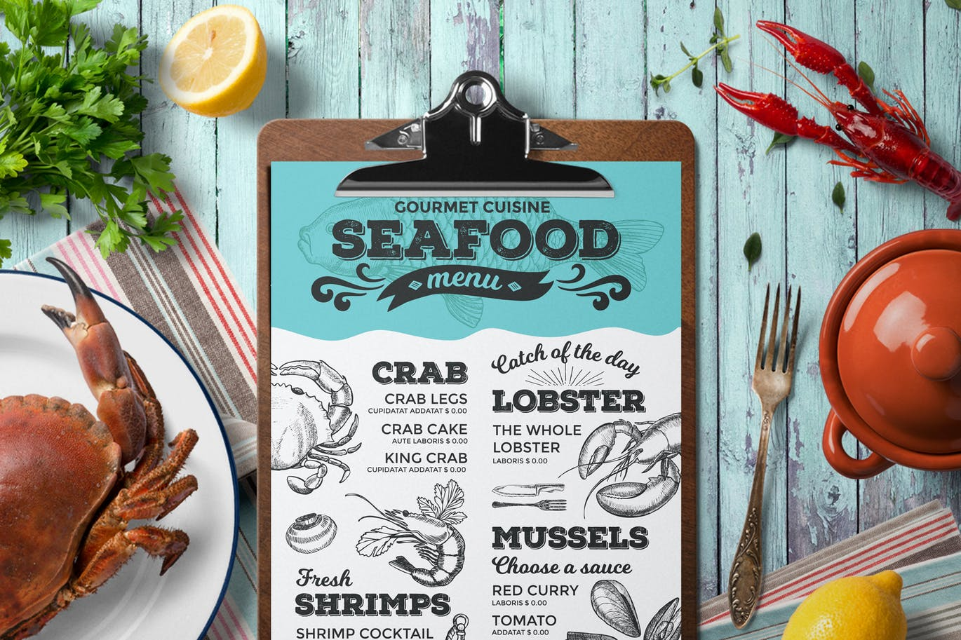 Menu Printing Design | Printing New York