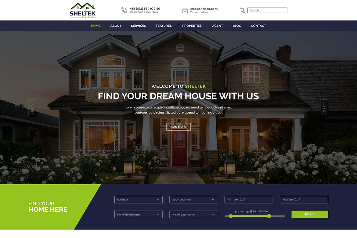 Real Estate Printing Website | Printing New York