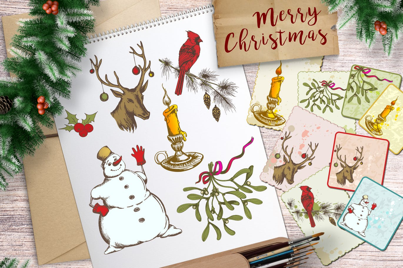 Holiday Stickers and Cards | Printing New York