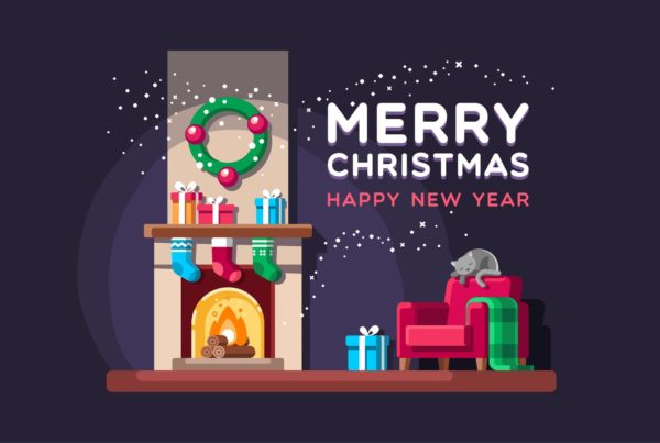 Merry Christmas Graphic | Printing New York