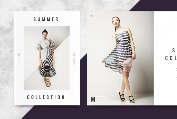 Fashion Lookbooks from
