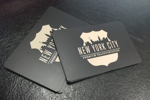 Card Printing | Premium Transportation | Printing New York
