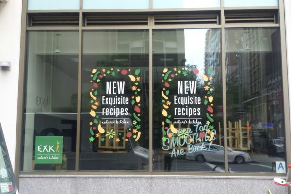 Window Graphics | Printing New York