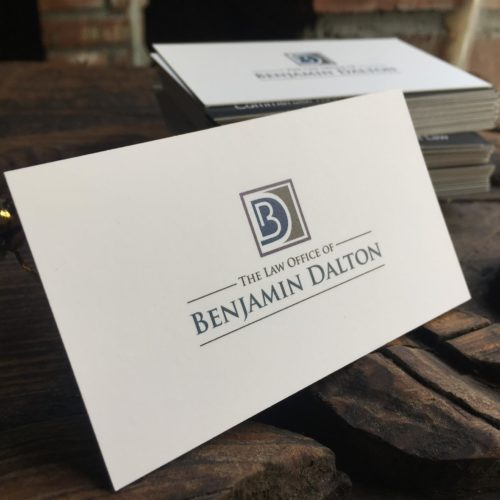 Benjamin Dalton | Projects Printed by Printing New York