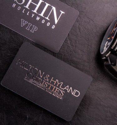 Hilton and Hyland | Printing New York