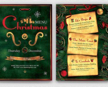 Christmas Flyer 3