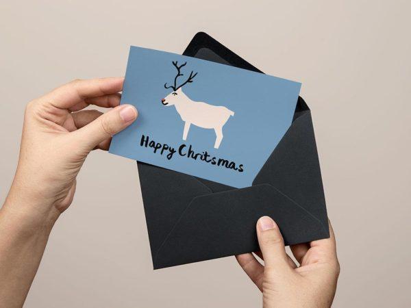 Christmas Greeting Card 3