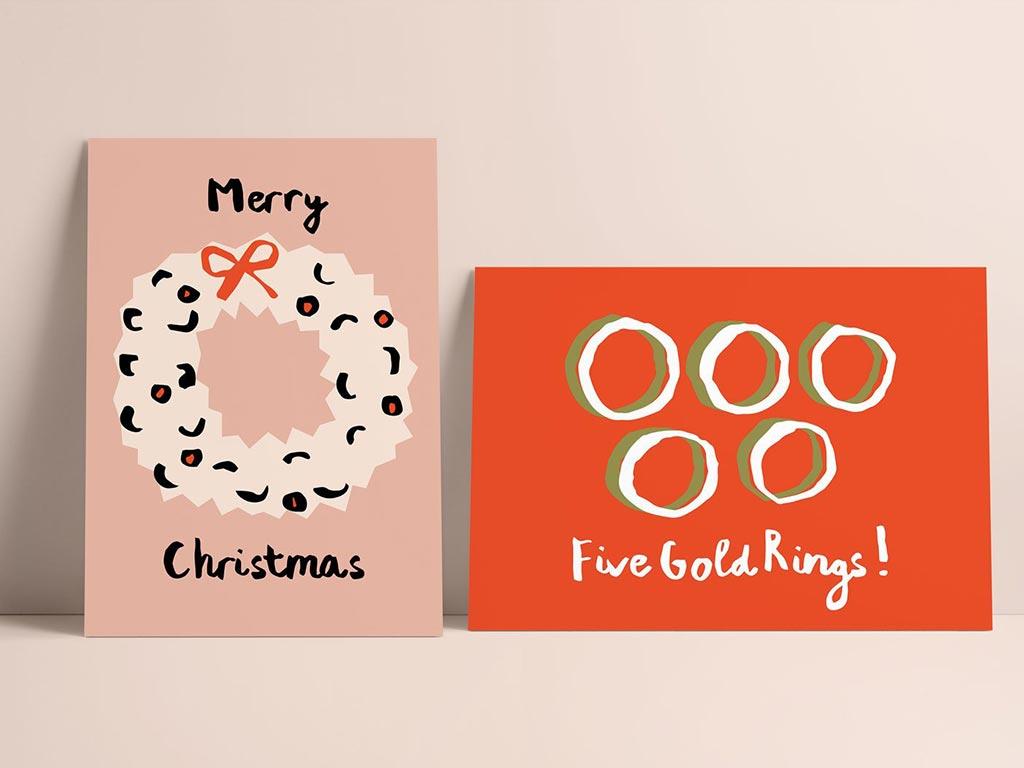 Christmas Greetings Card 2