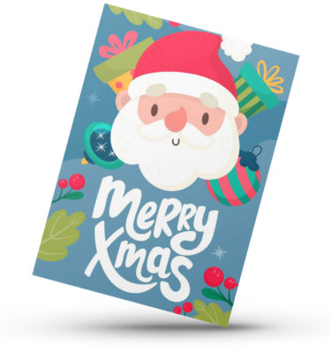 Custom Christmas Cards 1