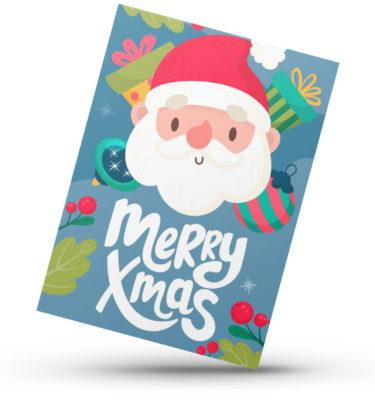 Custom Christmas Cards 1