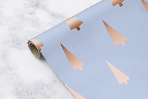 Custom Wrapping Paper from