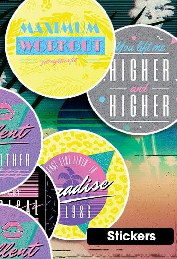 Miami Printing Stickers 2