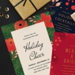 Silk Christmas Cards